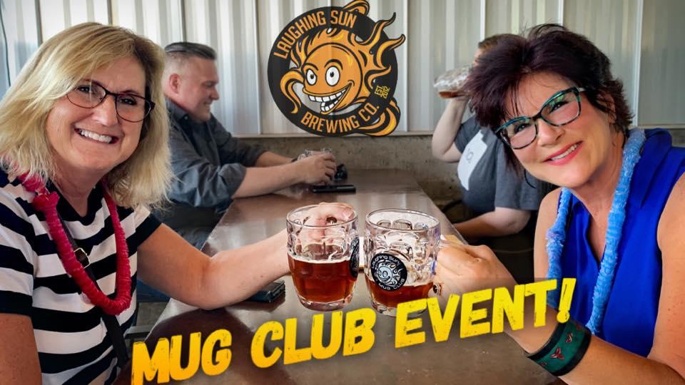 MUG CLUB Party