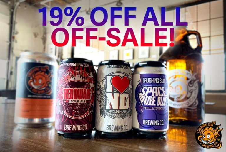 STOCK UP for your Holiday Weekend
