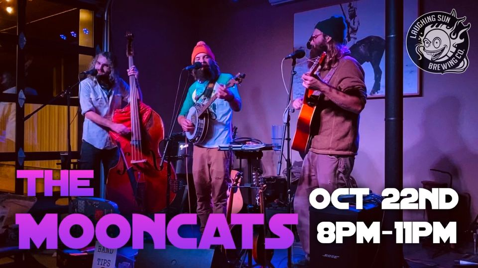 Live Music! MoonCats 🎵