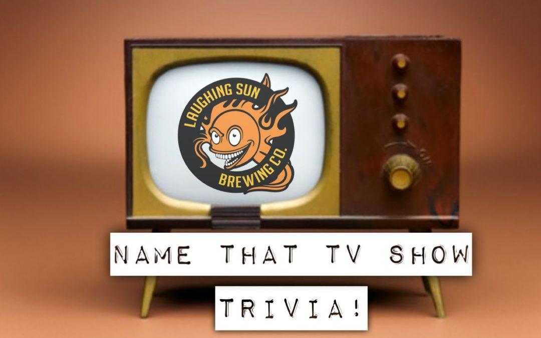 ❓❓ Trivia: Name that TV Show!