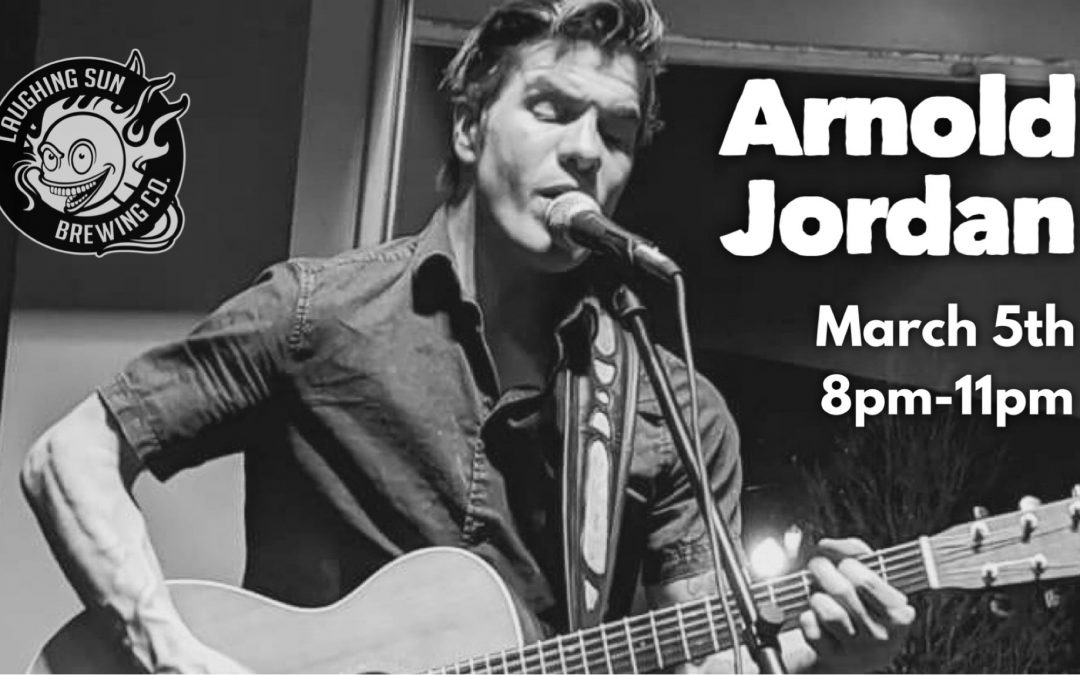 Arnold Jordan Live at Laughing Sun 🎵
