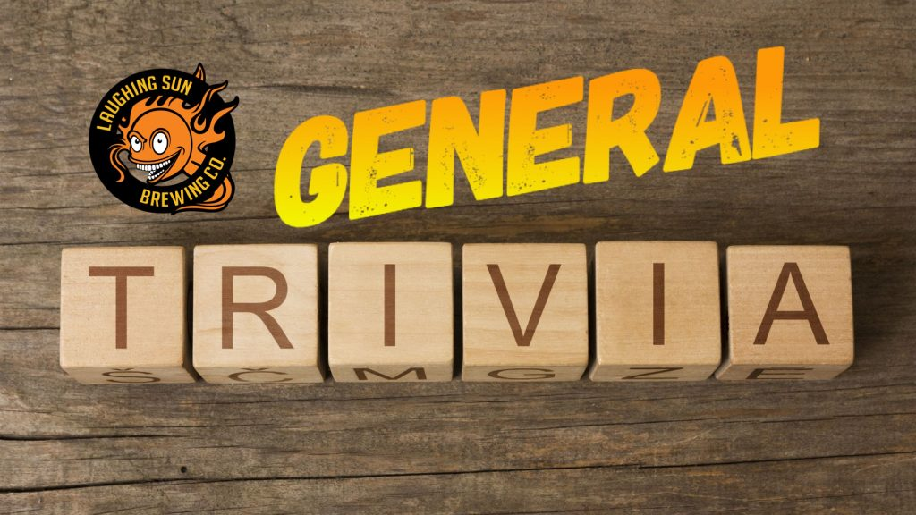 ❓❓ Trivia: General Knowledge
