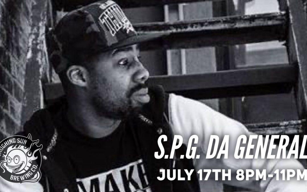Live Music! S.P.G. Da General LIVE 🎵