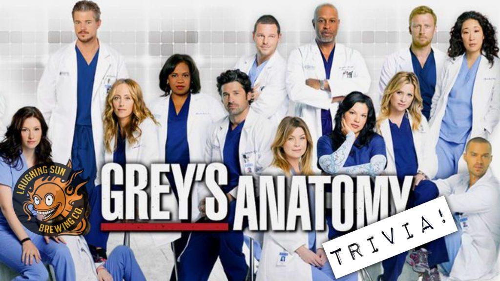 ❓❓ Trivia: Grey's Anatomy