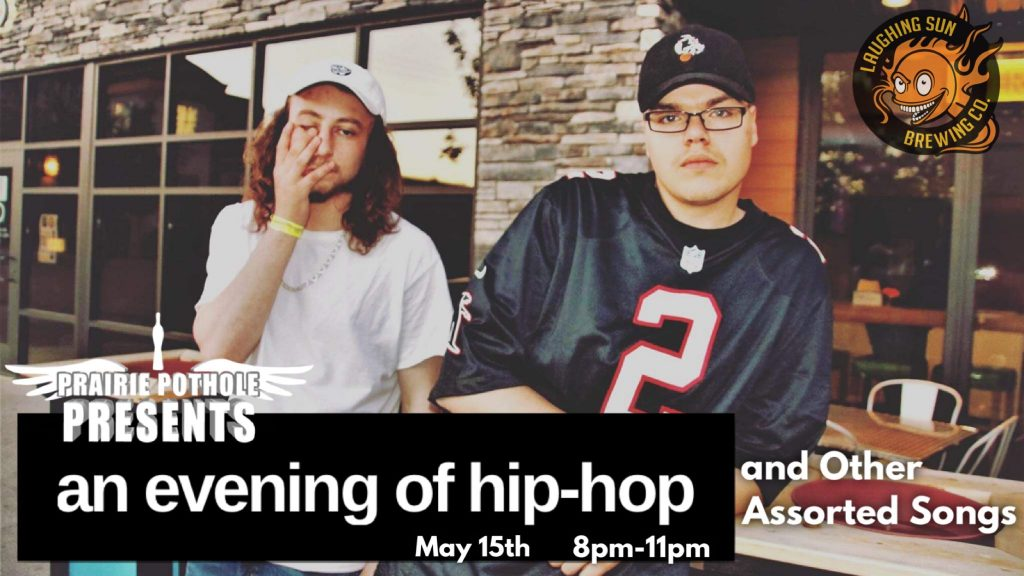 Live Music! An Evening of Hip-Hop & Other Assorted Songs 🎵