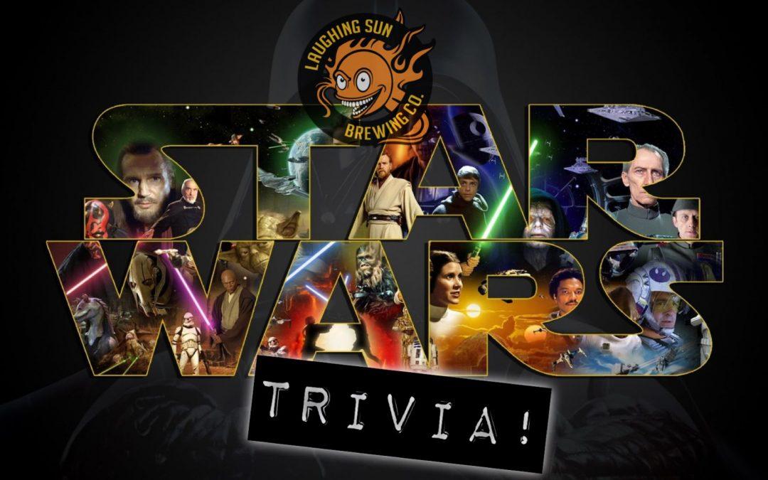❓❓ Trivia: Star Wars!