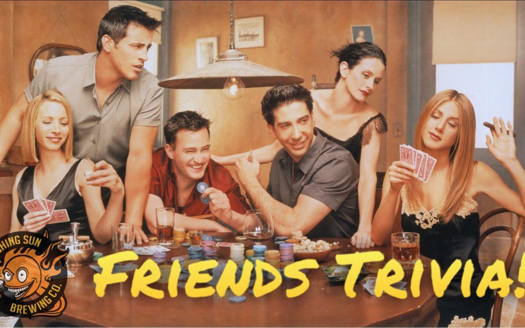 ❓❓ Trivia: Friends!