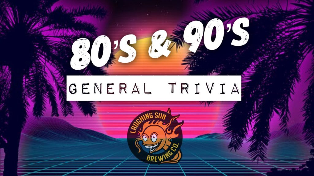 ❓❓ Trivia: 80s and 90s General