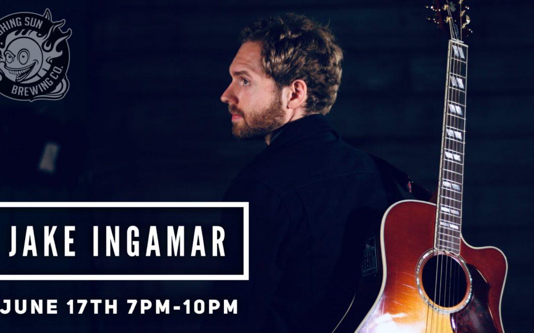 Live Music: Jake Ingamar 🎵