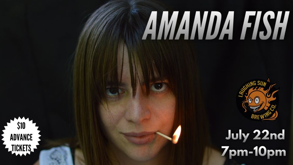 Live Music! Amanda Fish Band 🎵