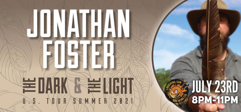 Live Music! Jonathan Foster 🎵