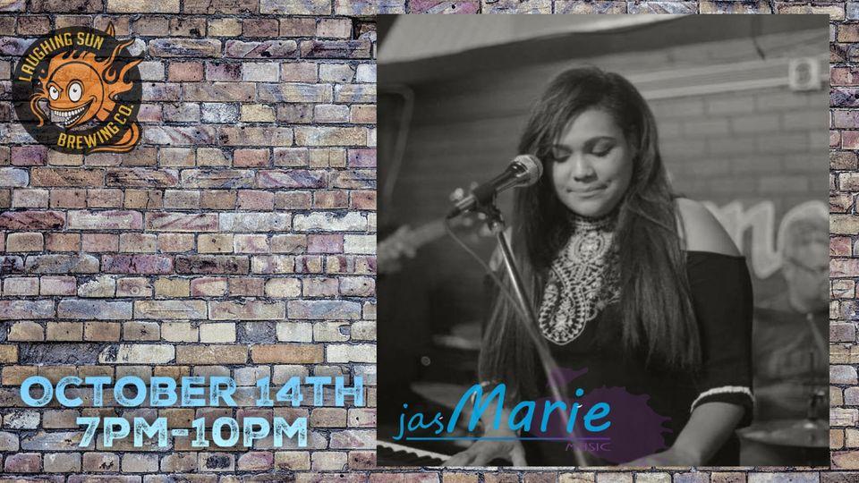 Live Music! Jas Marie  🎵