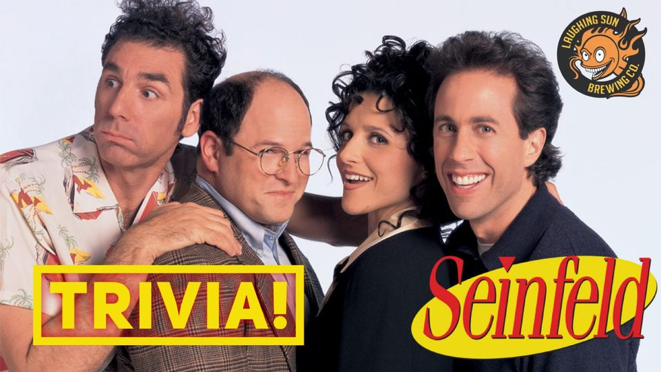 ❓❓ Trivia: Seinfeld!